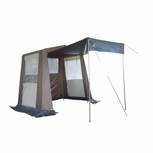 Belle Tents Cing The Smaller Bedroon Tent